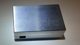 Sonderausführungen Raspberry Pi Aluminium Cases